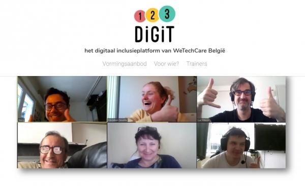 Boost je begeleidersskills met 3 online sessies rond digitale inclusie!