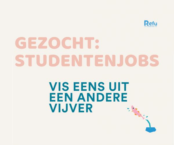 Gezocht: studentenjobs!