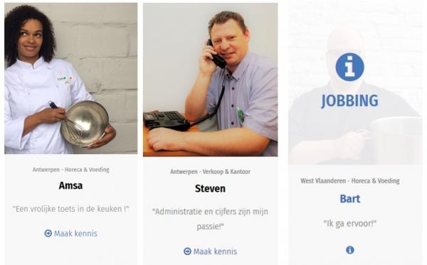 3 webinars over hoe je jouw werkzoekenden nog vlotter kan matchen met werkgevers via 3ClicksAway