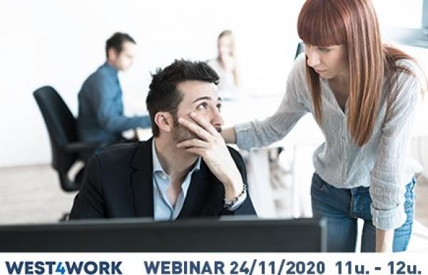 Terugblik naar WEST4WORK webinar 'Financiële en persoonlijke problemen bij medewerkers. Niet mijn probleem… Of toch?!'