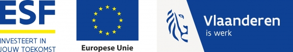 Vier nieuwe ESF-oproepen: Let's go West-Vlaanderen!