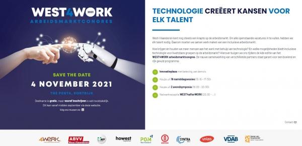 Technologie creëert kansen voor elk talent.