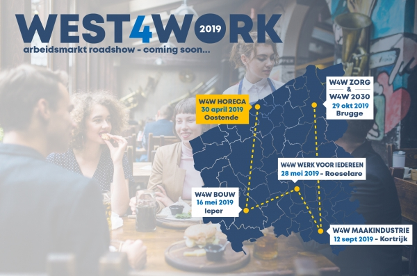 WEST4WORK roadshow 2019