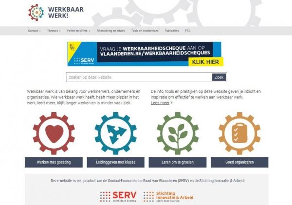 Werkbaarheidscheque laat bedrijven werkbaarheid scannen en actieplan uitwerken